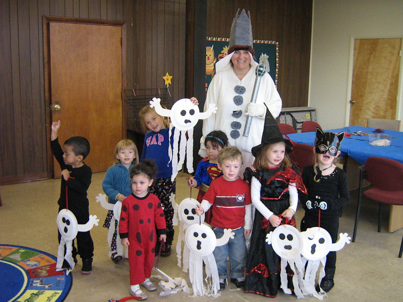 RPL Childrens Halloween 2013