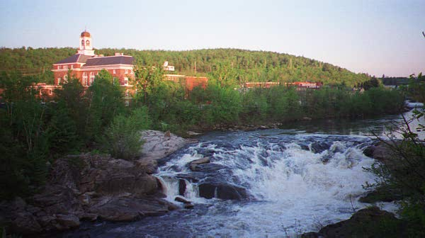Rumford across the river